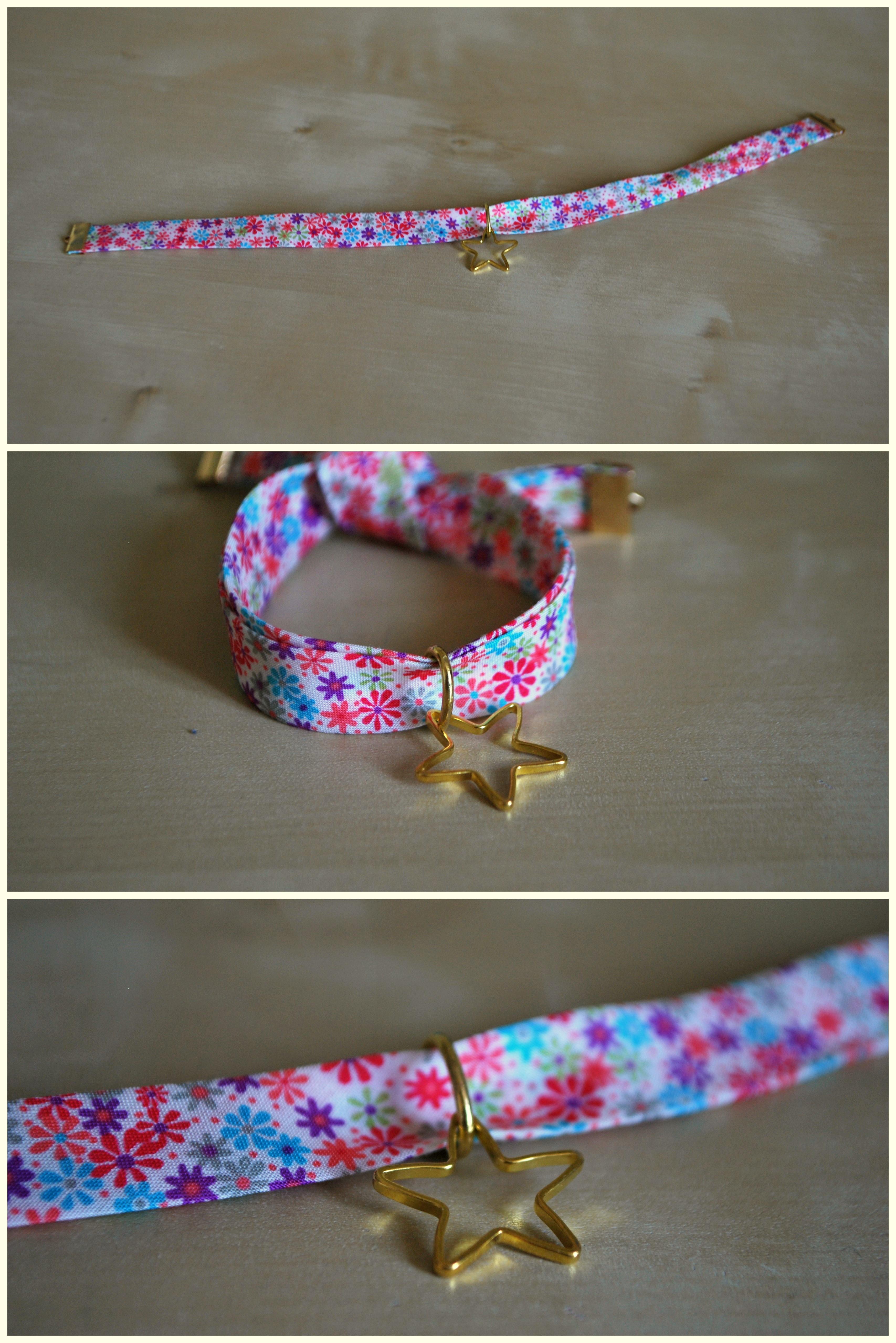 Un sac de loup et bracelet liberty tiny la souris - Tissu pour bracelet liberty ...