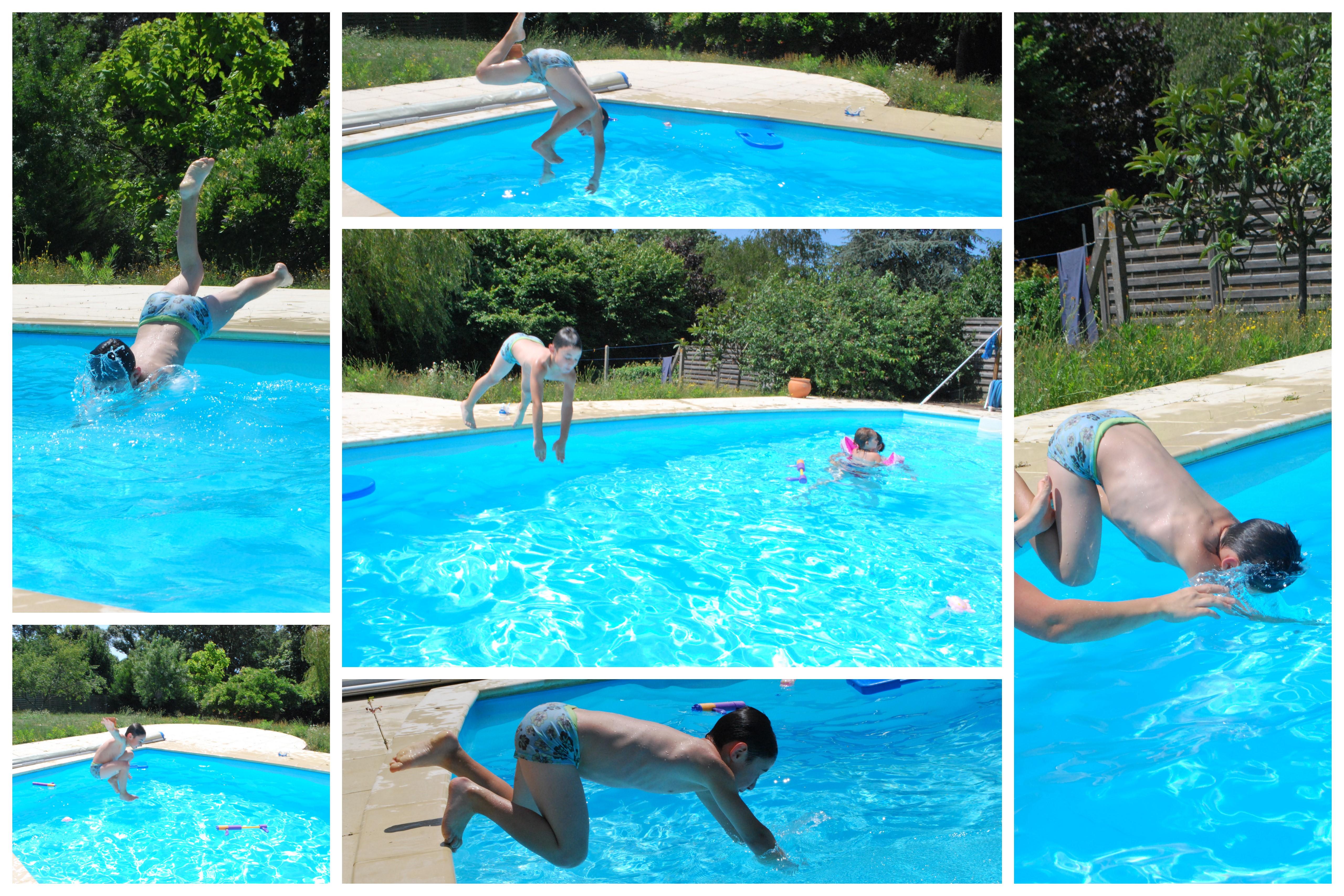 Fl ner au bord de la piscine tiny la souris for Au bord de la piscine