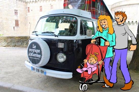 voyage à Nantes quinny