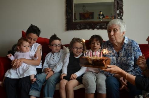 85 ans Mamy