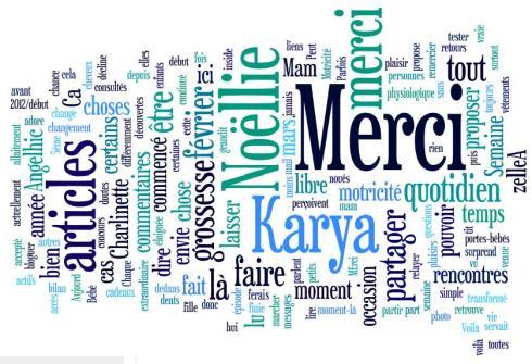 merci blog