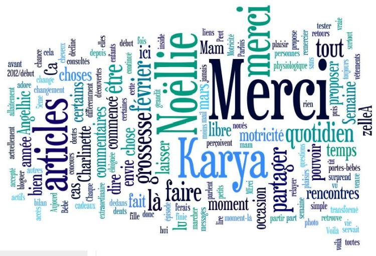 merci blog