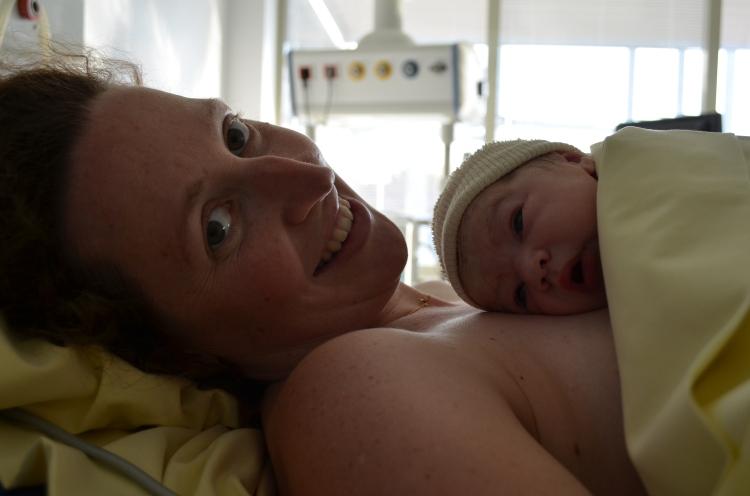 naissance manolo accouchement sans péridurale physio