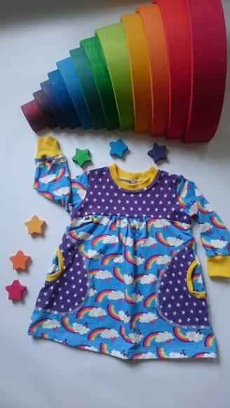 les pépites de lakshmi vêtement pour enfant unique coloré confort
